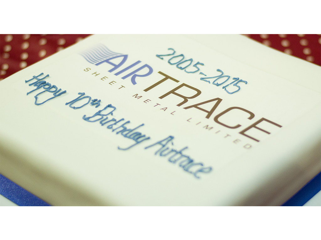 Airtrace Celebrate 10th Anniversary