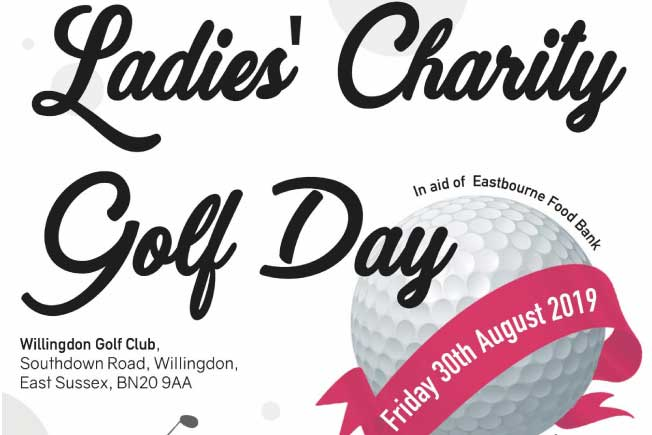 Ladies' Charity Golf Day Update